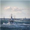 NATO MCM Ships return to the Baltic Sea