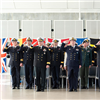 SNMG1 and SNMCMG1 Conduct Change of Command