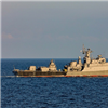 SNMG2 Exercises with Bulgarian Navy