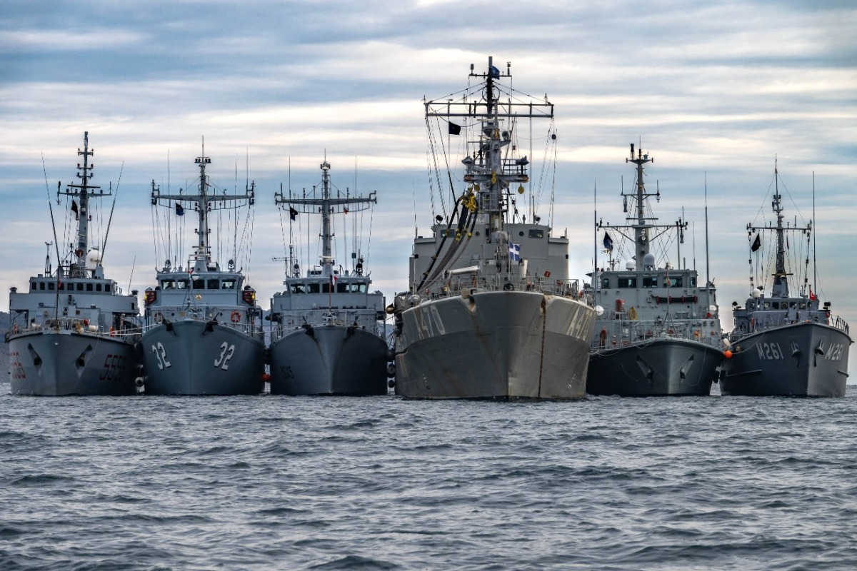 Allied Maritime Command - NATO wraps up Black Sea deployment for 2020
